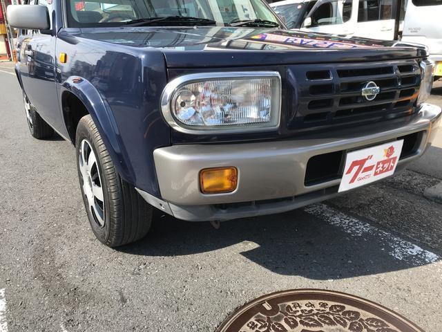 「日産」「ラシーン」「SUV・クロカン」「神奈川県」の中古車3