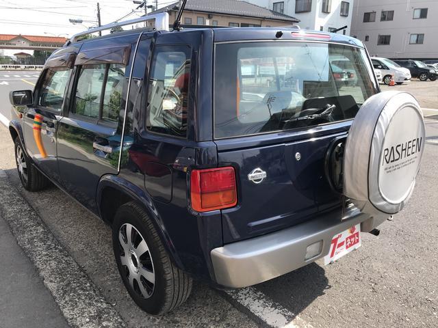 「日産」「ラシーン」「SUV・クロカン」「神奈川県」の中古車8
