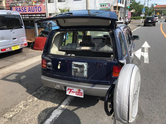 「日産」「ラシーン」「SUV・クロカン」「神奈川県」の中古車20