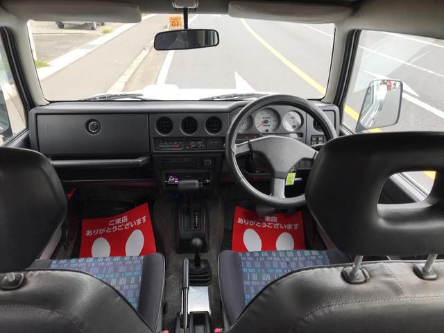 ワイルドウインド 4WD ターボ AT(11枚目)