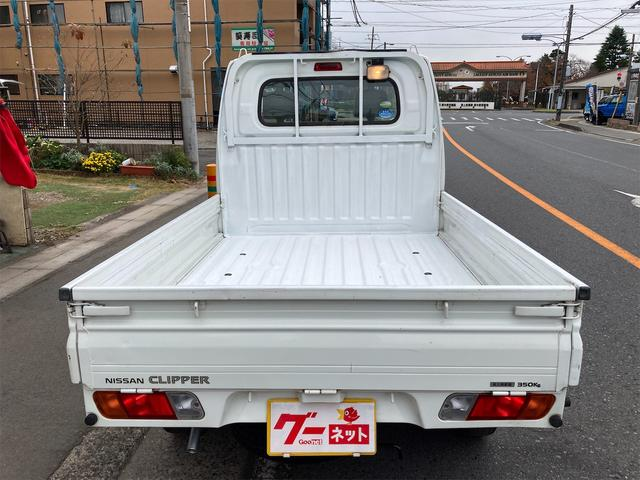 DX 4WD AC パワステ 5MT 修復歴無 軽トラック 2名乗り シロ(16枚目)