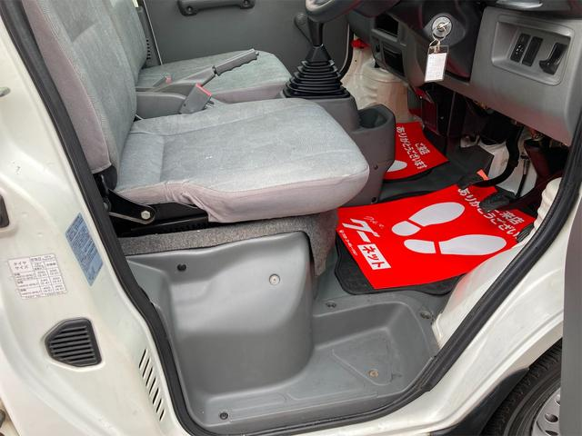 DX 4WD AC パワステ 5MT 修復歴無 軽トラック 2名乗り シロ(22枚目)