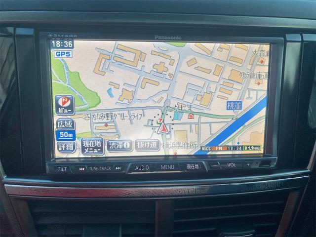 2.0i-S 4WD サンルーフ ナビ AW ETC 7名乗り AC 記録簿 オーディオ付 DVD(4枚目)