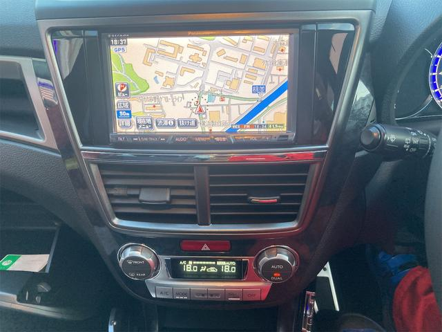 2.0i-S 4WD サンルーフ ナビ AW ETC 7名乗り AC 記録簿 オーディオ付 DVD(5枚目)
