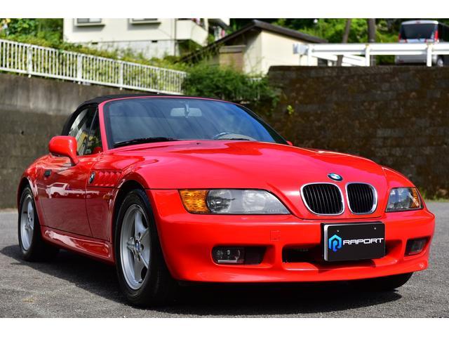 「BMW」「BMW Z3ロードスター」「オープンカー」「神奈川県」の中古車5