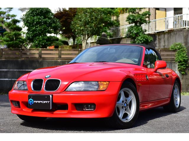 「BMW」「BMW Z3ロードスター」「オープンカー」「神奈川県」の中古車21