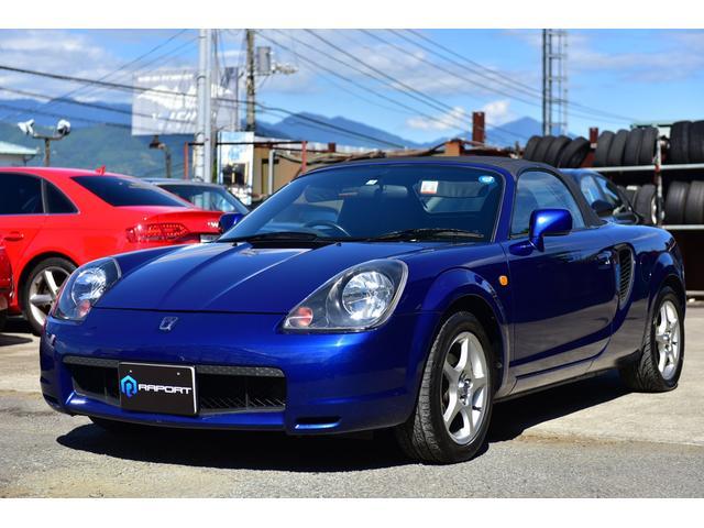 「トヨタ」「MR-S」「オープンカー」「神奈川県」の中古車5