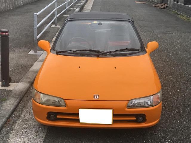 「ホンダ」「ビート」「オープンカー」「神奈川県」の中古車2