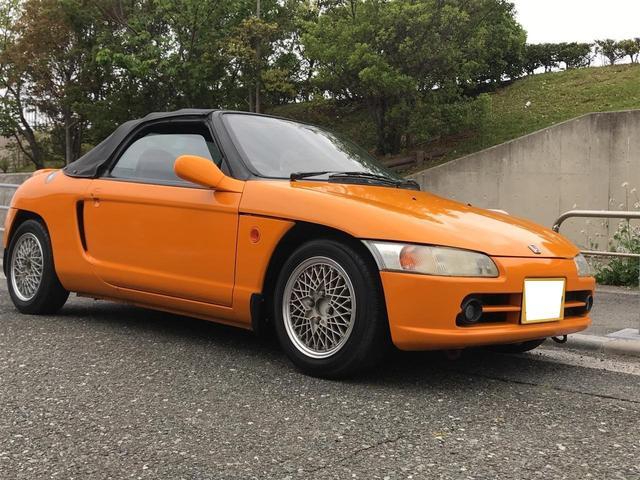「ホンダ」「ビート」「オープンカー」「神奈川県」の中古車9