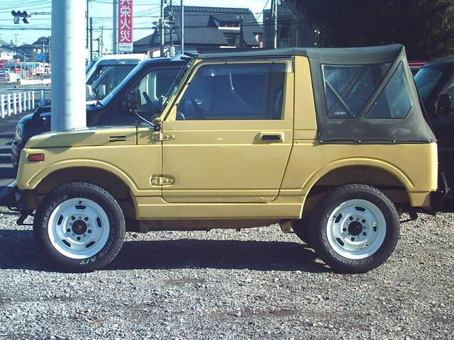 FM幌4WD(5枚目)