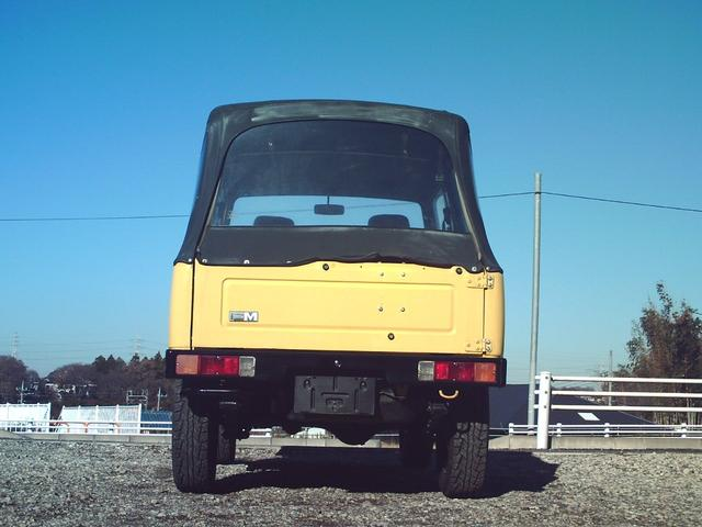 FM幌4WD(39枚目)