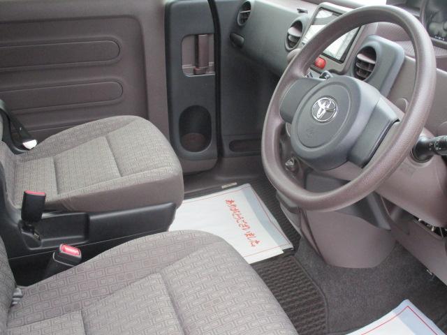 トヨタ ポルテ X ワンオーナー・禁煙・社外HDDナビ・1年保証