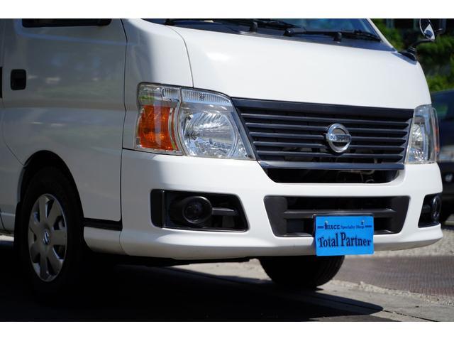 ロングDX ガソリン/2.000cc/5速AT/6人乗/両側スライドドア/スライドサイドウィンドウ/純正キーレス/日産純正ナビMS110-A/地デジ/ルーフキャリア/運転席パワーウィンドウ/運転席エアーバック(6枚目)