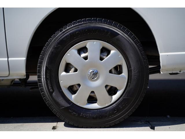 ロングDX ガソリン/2.000cc/5速AT/6人乗/両側スライドドア/スライドサイドウィンドウ/純正キーレス/日産純正ナビMS110-A/地デジ/ルーフキャリア/運転席パワーウィンドウ/運転席エアーバック(20枚目)