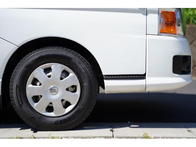 ロングDX ガソリン/2.000cc/5速AT/6人乗/両側スライドドア/スライドサイドウィンドウ/純正キーレス/日産純正ナビMS110-A/地デジ/ルーフキャリア/運転席パワーウィンドウ/運転席エアーバック(23枚目)