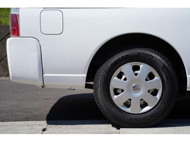 ロングDX ガソリン/2.000cc/5速AT/6人乗/両側スライドドア/スライドサイドウィンドウ/純正キーレス/日産純正ナビMS110-A/地デジ/ルーフキャリア/運転席パワーウィンドウ/運転席エアーバック(24枚目)