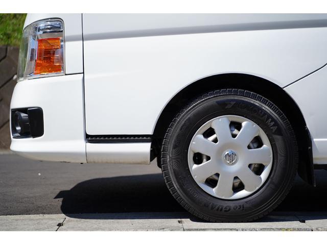 ロングDX ガソリン/2.000cc/5速AT/6人乗/両側スライドドア/スライドサイドウィンドウ/純正キーレス/日産純正ナビMS110-A/地デジ/ルーフキャリア/運転席パワーウィンドウ/運転席エアーバック(25枚目)