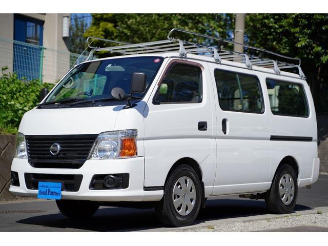 ロングDX ガソリン/2.000cc/5速AT/6人乗/両側スライドドア/スライドサイドウィンドウ/純正キーレス/日産純正ナビMS110-A/地デジ/ルーフキャリア/運転席パワーウィンドウ/運転席エアーバック(40枚目)