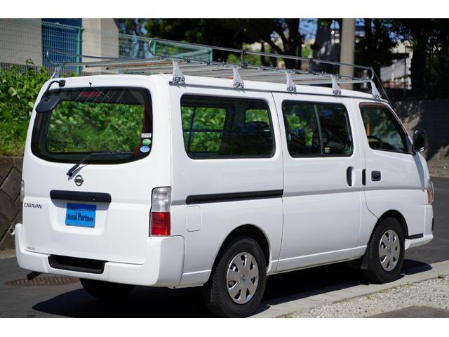 ロングDX ガソリン/2.000cc/5速AT/6人乗/両側スライドドア/スライドサイドウィンドウ/純正キーレス/日産純正ナビMS110-A/地デジ/ルーフキャリア/運転席パワーウィンドウ/運転席エアーバック(46枚目)
