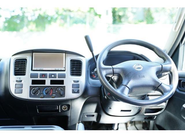 ロングDX ガソリン/2.000cc/5速AT/6人乗/両側スライドドア/スライドサイドウィンドウ/純正キーレス/日産純正ナビMS110-A/地デジ/ルーフキャリア/運転席パワーウィンドウ/運転席エアーバック(61枚目)