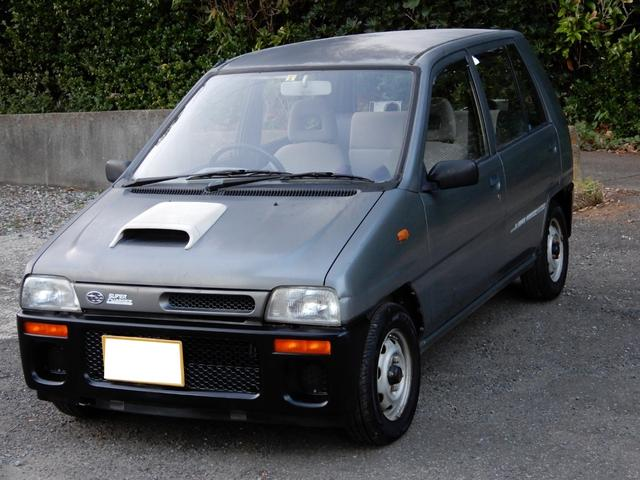 「スバル」「レックス」「軽自動車」「神奈川県」の中古車6