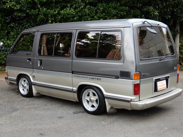「トヨタ」「ハイエースワゴン」「ミニバン・ワンボックス」「神奈川県」の中古車9
