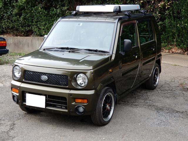 「ダイハツ」「ネイキッド」「コンパクトカー」「神奈川県」の中古車5