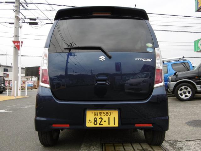 「スズキ」「ワゴンRスティングレー」「コンパクトカー」「神奈川県」の中古車3