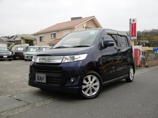 「スズキ」「ワゴンRスティングレー」「コンパクトカー」「神奈川県」の中古車7
