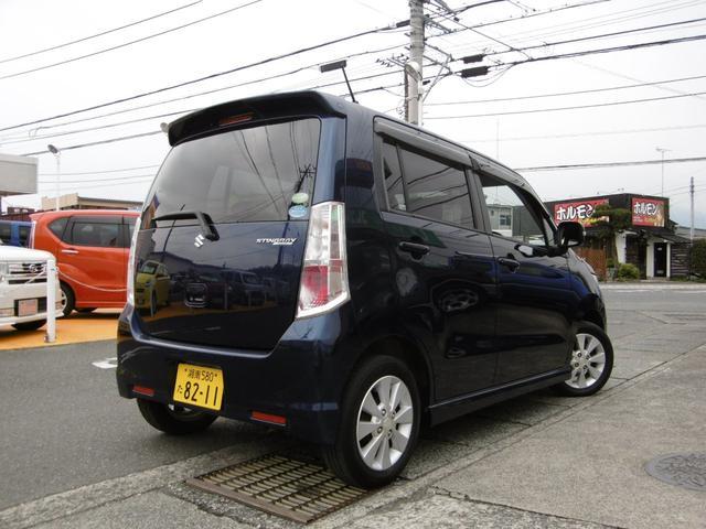 「スズキ」「ワゴンRスティングレー」「コンパクトカー」「神奈川県」の中古車8