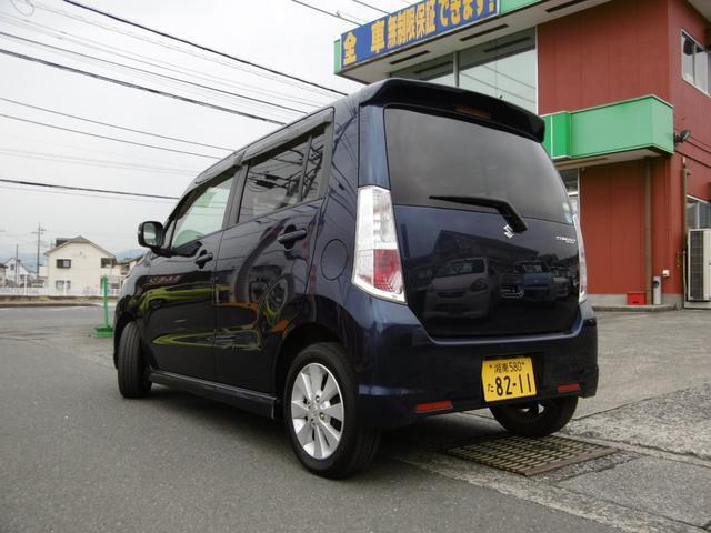 「スズキ」「ワゴンRスティングレー」「コンパクトカー」「神奈川県」の中古車9