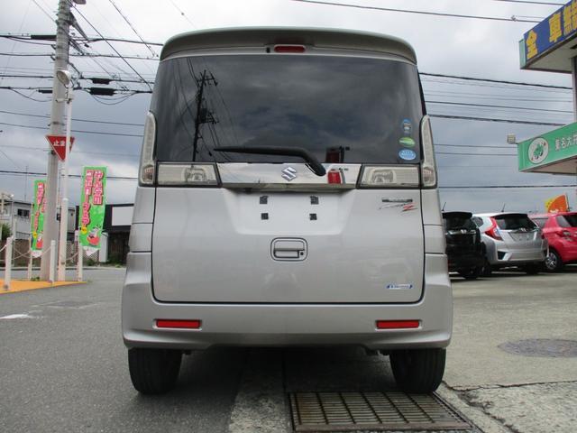 「スズキ」「スペーシアカスタムZ」「コンパクトカー」「神奈川県」の中古車3
