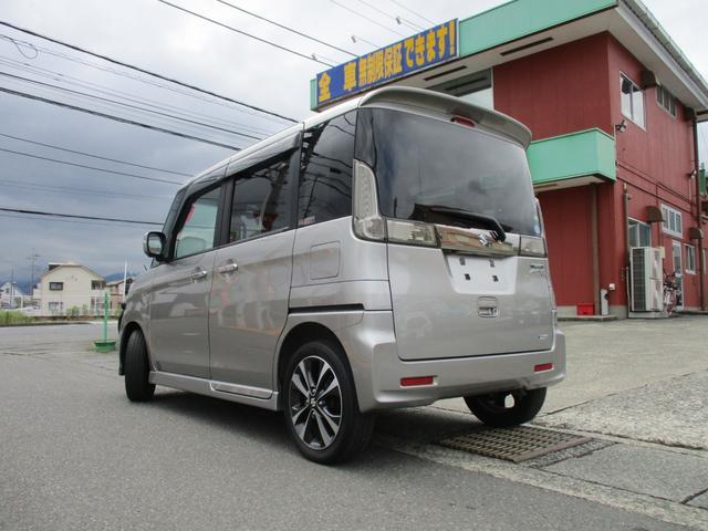 「スズキ」「スペーシアカスタムZ」「コンパクトカー」「神奈川県」の中古車9