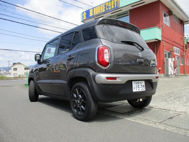「スズキ」「クロスビー」「SUV・クロカン」「神奈川県」の中古車9