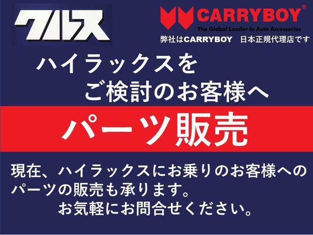 Z CARRYBOYトノカバー 電動サイドステップ(2枚目)
