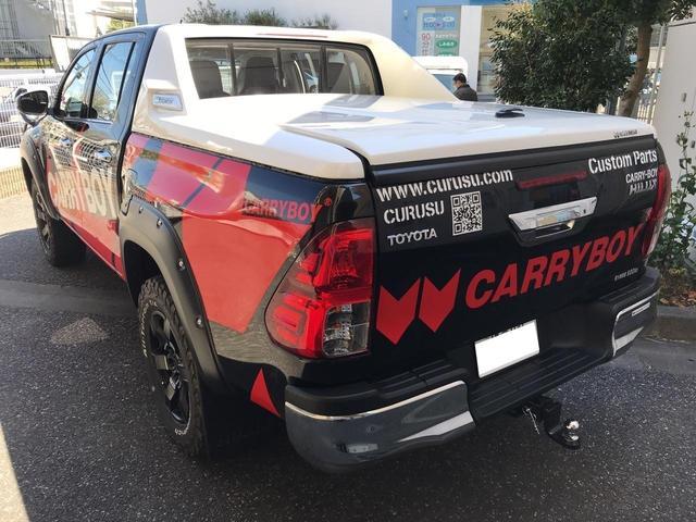 Z CARRYBOYトノカバー 電動サイドステップ(11枚目)