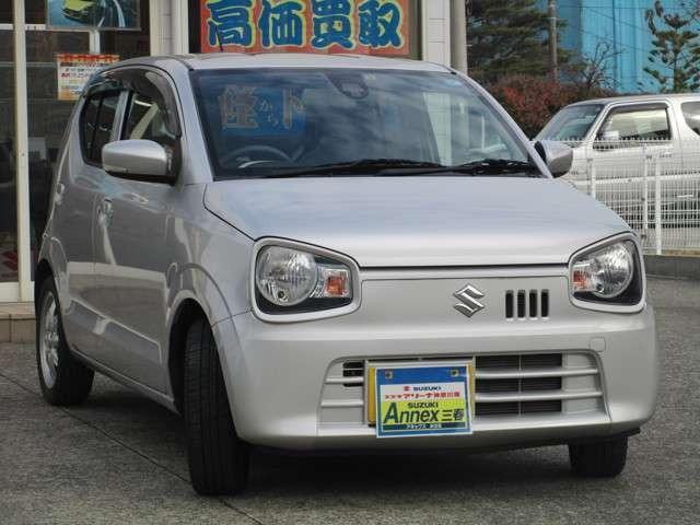 「スズキ」「アルト」「軽自動車」「神奈川県」の中古車3