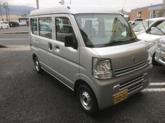「スズキ」「エブリイ」「コンパクトカー」「神奈川県」の中古車4