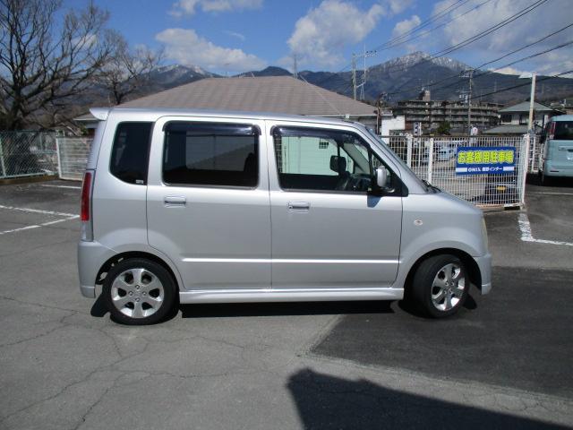 FT-Sリミテッド 48000キロ車検R4年1月タイヤ新品(4枚目)