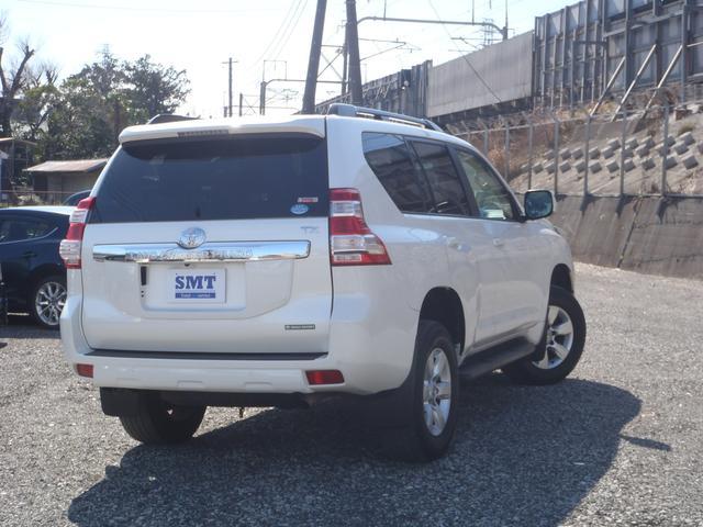 「トヨタ」「ランドクルーザープラド」「SUV・クロカン」「神奈川県」の中古車3