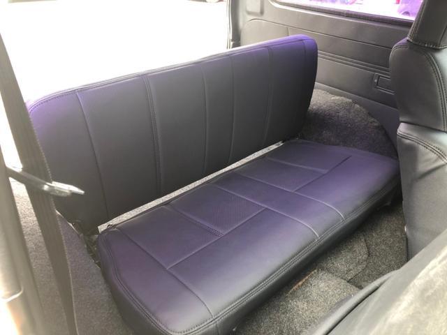 シートカバー 後部座席