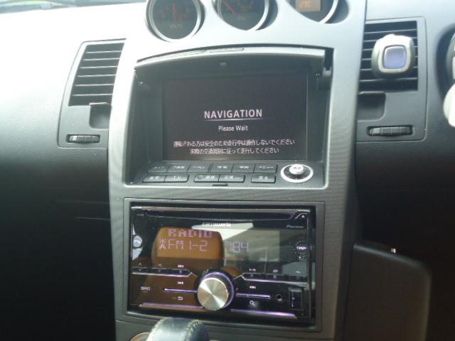 日産 フェアレディZ バージョンT エアロ 社外マフラー
