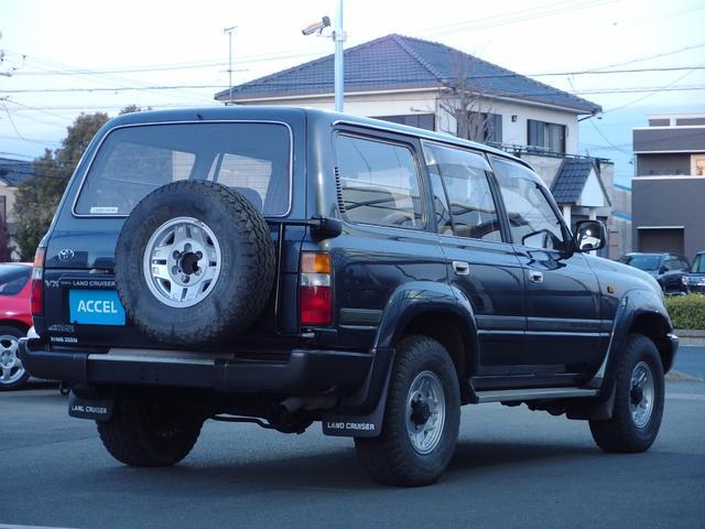 トヨタ ランドクルーザー80 VX HDJ81V 1HDディーゼルターボ 寒冷地仕様車