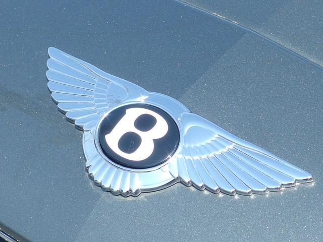 ベントレー ベントレー コンチネンタル GT ディーラー車 赤革シート 4WD