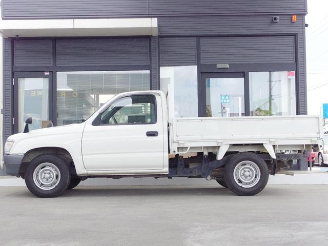 トラック高床 三方開 木製荷台 RZN147 5速 積載1t(7枚目)