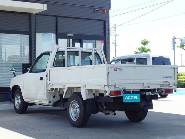 トラック高床 三方開 木製荷台 RZN147 5速 積載1t(8枚目)