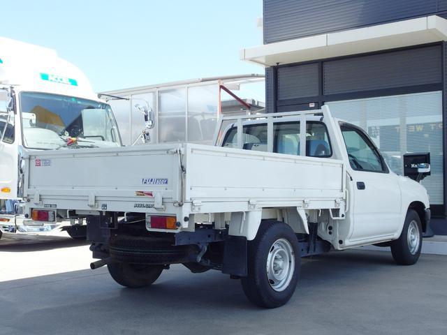 トラック高床 三方開 木製荷台 RZN147 5速 積載1t(10枚目)