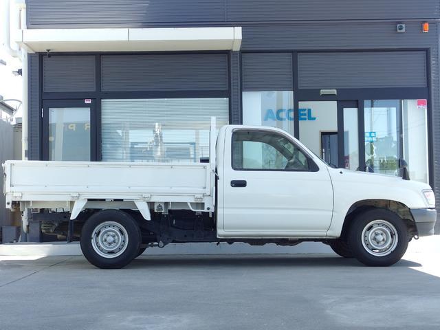 トラック高床 三方開 木製荷台 RZN147 5速 積載1t(11枚目)
