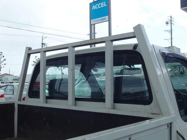トラック高床 三方開 木製荷台 RZN147 5速 積載1t(14枚目)