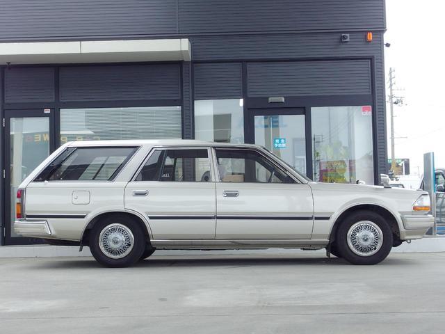 「日産」「グロリアワゴン」「ステーションワゴン」「静岡県」の中古車9